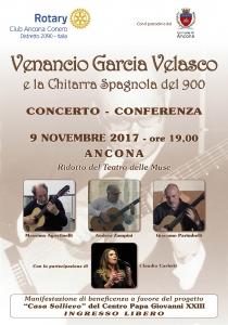 Rotary Conero Concerto Venancio Garcia Velasco